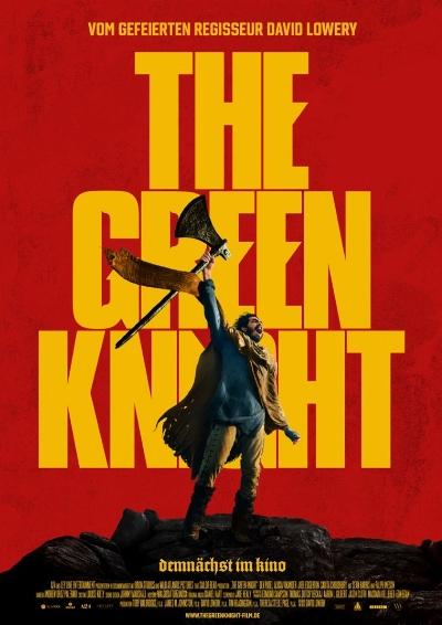 Plakat: The Green Knight