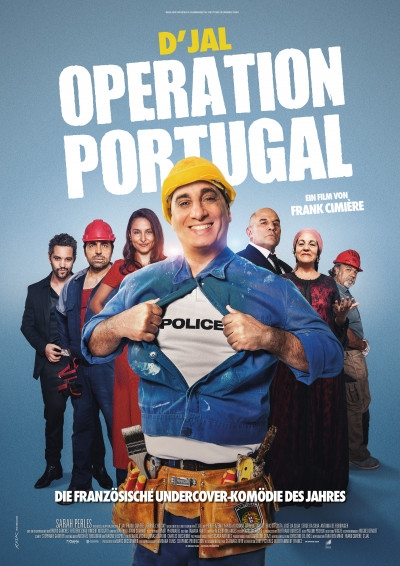 Plakat: Operation Portugal