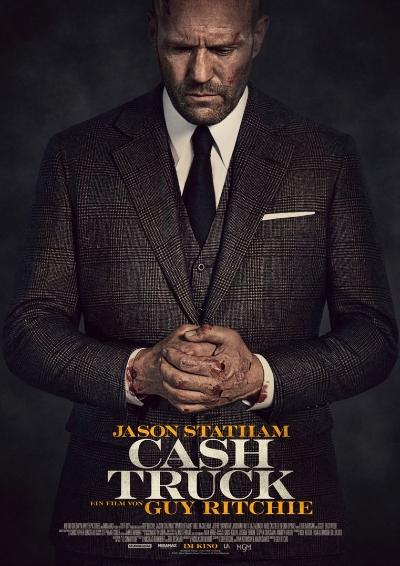 Plakat: Cash Truck