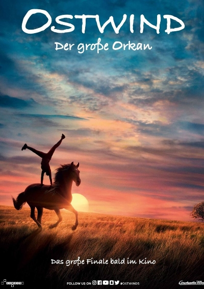 Plakat: Ostwind - Der grosse Orkan