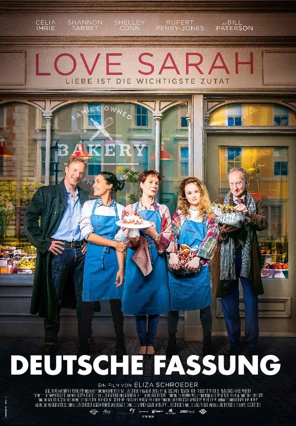 Plakat: Love Sarah